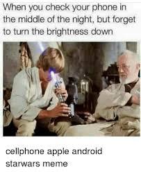 Cellphone Meme - 25 best memes about starwars meme starwars memes