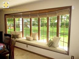 home design window treatment ideas roman shades wainscoting kids