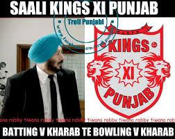 X I Meme - saali kings xi punjab az meme funny memes funny pictures