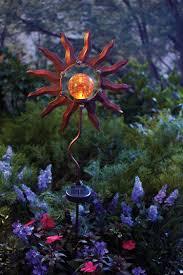 outdoor mushroom lights solar powered decorative ideas to light up your yard