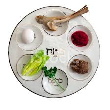 seder plate ingredients seder plate with food stock photos freeimages