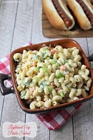 Summer Pasta Salad Recipes Celebrate Summer With Hebrew National And A Lightened Up Pasta