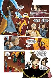 avatar airbender library edition hc