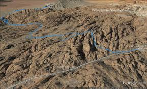 Valley Of Fire State Park Map by Around The Bend Friends Hiking Club Of Las Vegas Valley Of Fire