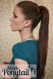 ponytail hair 25 ponytail tutorials artzycreations