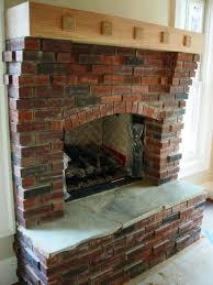 brick fireplace forwardcapitalus brick fireplaces dact us