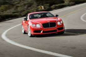 2014 bentley continental gt v8 s first drive motor trend