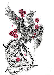 les 25 meilleures idées de la catégorie dessin phoenix sur
