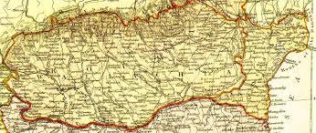 Map Of Romania Wallachia Map