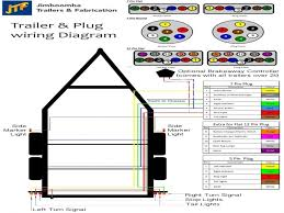 wiring diagrams trailer wiring trailer light wiring diagram 7