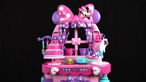 minnie s bowtique minnie bowtique sweet kitchen from just play
