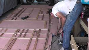 vintage shasta camper trailer restoration part 4 building a