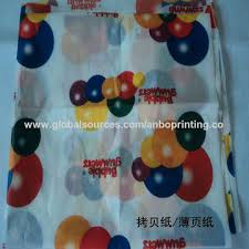 gift wrap tissue paper china gift wrapping tissue paper color printing services on