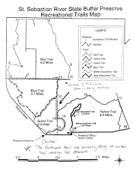 River Ranch Florida Map by St Sebastian River