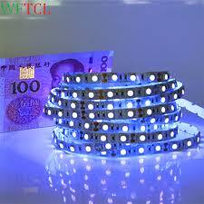 fry s led light strips wftcl uv ultraviolet purple 5050 led strip lights dc12v 60leds m led