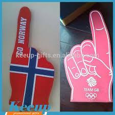 custom hand fans no minimum imprinted gifts cheerleading products foam fingers bulk no minimum