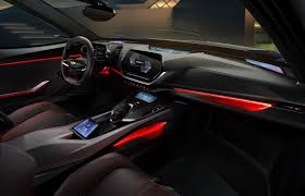 jeep chief concept interior future chevy blazer previewed by fnr x concept gm authority