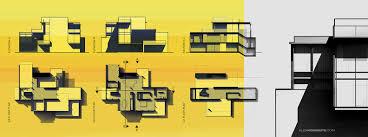 Bell Centre Floor Plan Villa Floor Plan Portfolio Spread Visualizing Architecture By