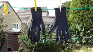 Jeepers Creepers Halloween Mask by Showing My Jeepers Creepers Ancient Demon Wearable Hands Youtube