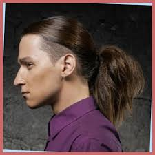 hair under cut with tapered side undercut with long hair for men regarding mens long hair shaved
