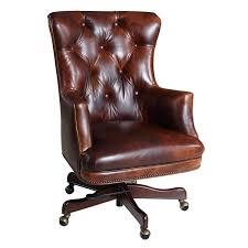 Swivel Tilt Dining Chairs by Hooker Furniture Ec436 087 Parthenon Executive Swivel Tilt Chair