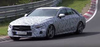 cls mercedes amg 2019 mercedes amg gt four door chases 2018 mercedes cls in