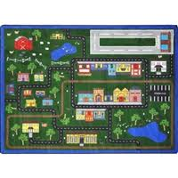8 X 13 Area Rug Classroom Play Area Rugs And Carpets