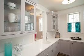 Benjamin Moore Gray Cabinets Gray Kitchen Cabinets Contemporary Kitchen Benjamin Moore