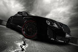 bentley night badass bentley continental gt ultrasports 702 by wheelsandmore