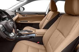 toyota lexus 2017 interior new 2017 lexus es 350 price photos reviews safety ratings
