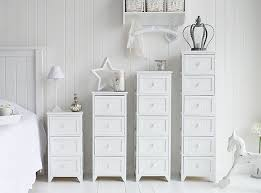 maine range of white bedroom storage furniture different sizes of