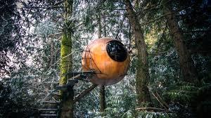 free spirit spheres outside