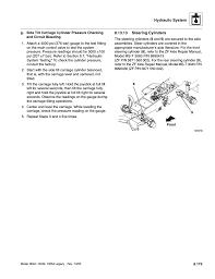 13 steering cylinders steering cylinders skytrak 8042 service