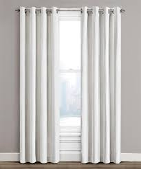 Echo Design Curtains Echo Chevron Window Panels Ivory Echo Design