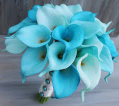 turquoise flowers turquoise flowers for wedding kantora info