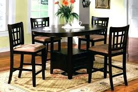 small tall round kitchen table counter height drop leaf table counter height small table tall round