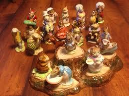 beatrix potter s figurines collectors weekly