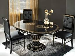 Best  Black Glass Dining Table Ideas On Pinterest Glass Top - Dining room tables black