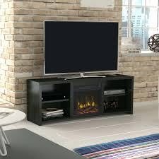 full image for tv stand electric fireplace target black console fireplaces