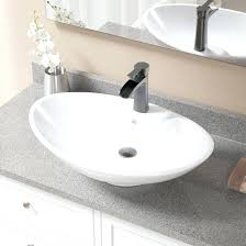 ceramic bathroom sinks pros and cons vitreous china sink countryboy me