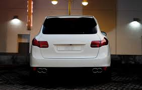 porsche spoiler techart porsche cayenne rear spoiler panel eurocar news