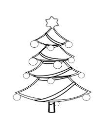 christmas tree coloring book pages christian coloring pages