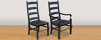 Amish Dining Room Chairs Sawn Elegance Amish Dining Chairs Handmade Cabinfield
