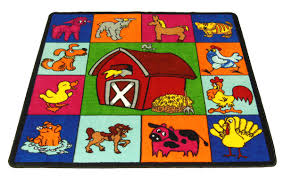 Colorful Kids Rugs by Children U0027s Rugs Commercial Carpet Resaca Ga