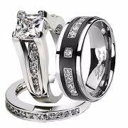 womens wedding ring sets wedding ring sets walmart