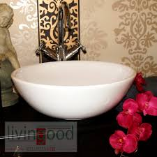 waschtisch design keramik design waschbecken mina waschschale waschtisch