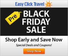 do airlines have black friday deals