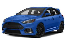 subaru rsti coupe 2017 ford focus rs new car test drive