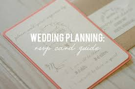 wedding invitations and rsvp wedding rsvp and reply card guide omaha weddings omaha