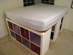 Closet Bed Frame Bed With Storage Diy I D Like To 2 Of These Bed Frames